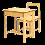 ชุดโต๊ะนักเรียนประถม