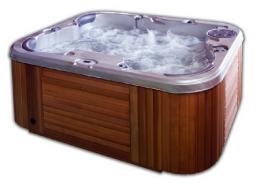 อ่างอาบน้ำสปา เนื้อมุก SPA01