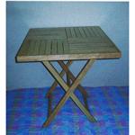 โต๊ะสนาม (หน้าโตีะโปร่ง) P016