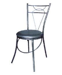 เก้าอี้เหล็กพนักพิง