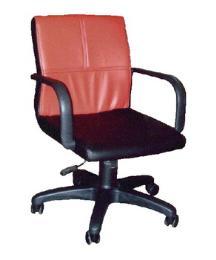 เก้าอี้หนังพนักพิง A-ONE