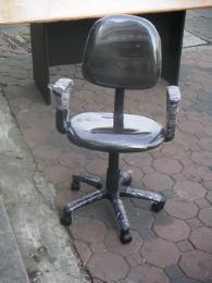 เก้าอี้ทำงาน-ประชุมไฮโครลิค