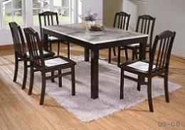 ชุดโต๊ะอาหาร DS-06