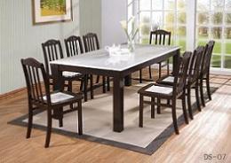 ชุดโต๊ะอาหาร DS-07