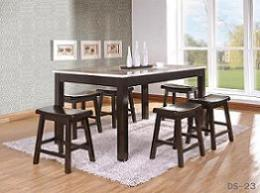ชุดโต๊ะอาหาร DS-23