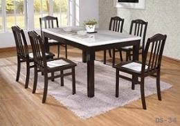 ชุดโต๊ะอาหาร DS-34
