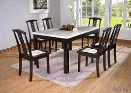 ชุดโต๊ะอาหาร DS-43