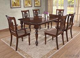 ชุดโต๊ะอาหาร GH-9120-6A