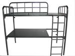 เตียงนอนเหล็ก 2 ชั้น WW05
