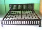 เตียงเหล็ก 6 ฟุต WW03