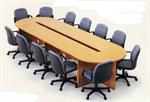 โต๊ะประชุม 12 ที่นั่ง CP01