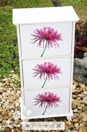 ตู้อเนกประสงค์ Flora box coll ection 18