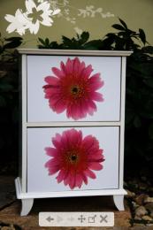 ตู้อเนกประสงค์ Flora box coll ection 12