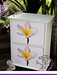 ตู้อเนกประสงค์ Flora box collection 8