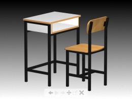 โต๊ะนักเรียนประถม