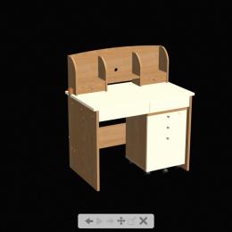 โต๊ะคอมพิวเตอร์ 4
