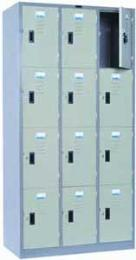 ตู้ล็อคเกอร์ 12 ประตู รุ่น - LK-6112
