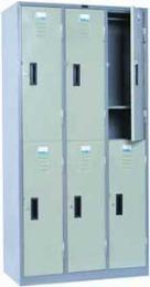 ตู้ล็อคเกอร์ 6 ประตู รุ่น - LK-6106