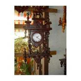 นาฬิกาไม้สัก 000151