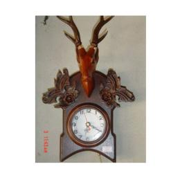 นาฬิกาไม้สัก 000152