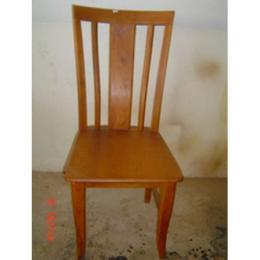 เก้าอี้ไม้สัก 000118