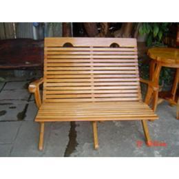 เก้าอี้ไม้สัก 000122