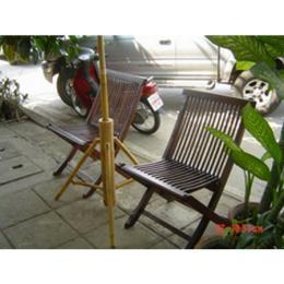 เก้าอี้ไม้สัก 000124