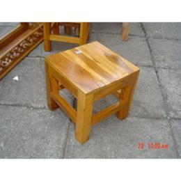 เก้าอี้ไม้สัก 000125