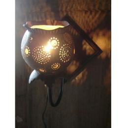 โคมไฟกะลามะพร้าว 000184