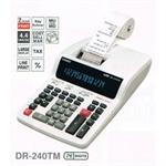เครื่องคิดเลขไฟฟ้า Casio DR-240TM