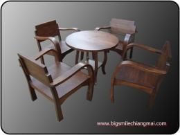 โต๊ะชุดโบราณ