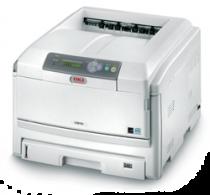 เครื่องพิมพ์ OKI Mono Printer C810n