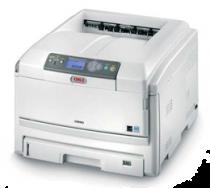 เครื่องพิมพ์ OKI Mono Printer C830n