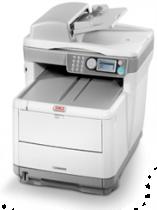 เครื่องพิมพ์ OKI Multi functionPrinter C3530 MFP