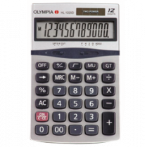 เครื่องคำนวณแบบกึ่งตั้งโต๊ะ  OLYMPIA  HL 1220 D