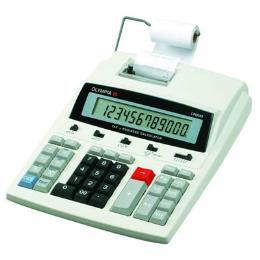 เครื่องคำนวณแบบพิมพ์กระดาษ  OLYMPIA CPD 545