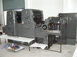 เครื่องพิมพ์ 2 สี 1985 Heidelberg MOZ-S compac III