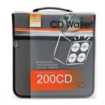 กระเป๋าใส่ซีดี โคมิค E8156 200 แผ่น (404-1510)