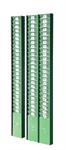 แผงเสียบบัตรตอก นิบโป้ Nippo Time Recorder Storage 25/50 ช่อง (815-0194)