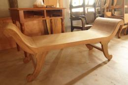 เก้าอี้น้ำชาไม้สัก หรือเก้าอี้สนามไม้สัก