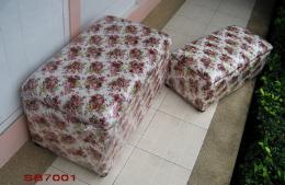 เก้าอี้สตูลกล่อง SB7001