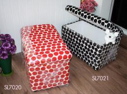 เก้าอี้สตูลกล่อง SB7020