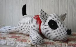 ตุ๊กตาหมี ผ้าคอตตอน ddl001