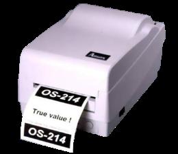 เครื่องพิมพ์บาร์โค้ด ยี่ห้อ Argox รุ่น OS-214-TT