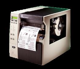 เครื่องพิมพ์บาร์โค้ด ยี่ห้อ Zebra รุ่น 170Xi IIIPlus