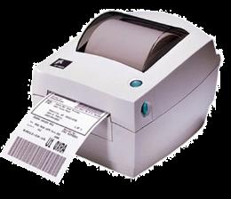 เครื่องพิมพ์บาร์โค้ด ยี่ห้อ Zebra รุ่น LP-2844