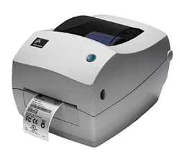 เครื่องพิมพ์บาร์โค้ด ยี่ห้อ Zebra รุ่น TLP-2844