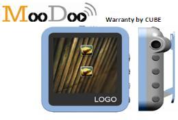 เครื่องเล่น MP3 MooDoo รุ่น IP-185