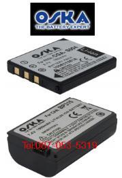 แบตเตอรี่และแท่นชาร์ต Battery Oskaสำหรับกล้องดิจิตอล