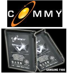 แบตเตอรี่และแท่นชาร์ต Battery Commy,สำหรับกล้องดิจิตอล